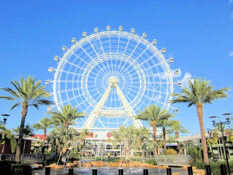 Florida attractions Central Florida travel Orlando Kissimmee